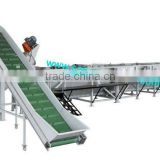Waste Plastic PP Woven Bag Recycling Washing Line