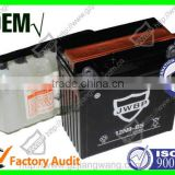 China Supplier Electric Motorcycle Battery Pack For 12V9-BS