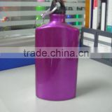 Aluminium ellipse sports bottle