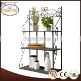 Competitive price factory supply antique iron shelf