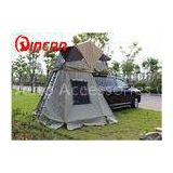 4x4 manufacturer waterproof car roof top tent / 260G ripstop canvas  auto roof tent
