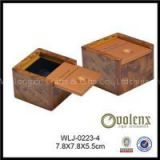 Wedding Wooden Ring Jewelry Box