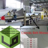 middle speed woven corrugator belt