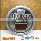 2016 Newest Design Durable Metal Bottle Opener Belt Buckel