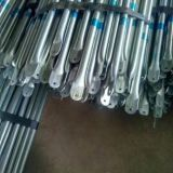 Galvanized Pipe 12 Feet Metallurgy Rectangular
