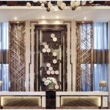 Antique Stainless Steel Partition For Facade