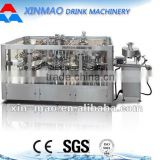 soft drink grain juice filling machine 4in1 hot sales