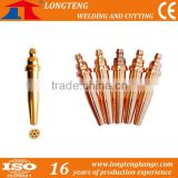 Hot Sale g02 Anme Cutting Nozzle, Cutting Tip for CNC Flame Cutting Machine Torch Seller
