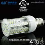 replace metal halogen led parking lot light UL 16W 110lm/w IP64
