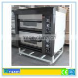 electric /gas deck type baking oven cake oven for home