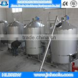 5000L/batch Brewery equipment,Hot sales Large brewery equipment, Red copper brew kettle for mini pub/ hotels