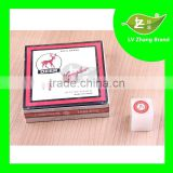 1/4OZ Hot Sale 96% Pure DEER Brand Solid Refined Camphor Tablets
