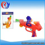 Newest plastic nerf water guns kid summer toy