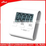 Simple style cheapest electronic clock countdown kitchen timer