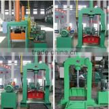 Manufacture of XQL-series horizontal oil pressure single bale rubber cutting machine with high quality/rubber cutter