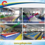 inflatable tumbling airtrack, inflatable Gym airtrack, inflatable airtrack for sale, inflatable sports mat