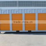 container for used clothing used cargo container