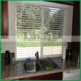New style cheap aluminium slats venetian blinds wand control for building - WC living room lavatory hotel