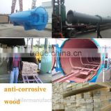 Wood corrosion protection Equipment Applicable For Corrosion-proof