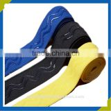 Manufacturer Customized Elastic Coated Technics gripper silicone coating elastic band for underwear bra