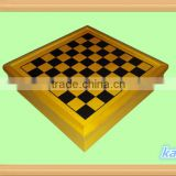 5 in 1 wooden game set wholesale multi chess set                                                                         Quality Choice