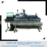 PLC trainer ,Pneumatic Training, Mechanical and Electrical Integration Training Equipment XK-JD4