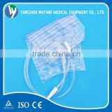 Best price sterilized Urine Bag with outlet Approved CE/ISO