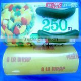 jumbo stretch film pvc stretch film for food wrap plastic wrap for food wrapping pvc cling film