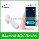 Newest Bluetooth Headset Fineblue MINI5S Wireless Headphone Bluetooth 4.0+EDR Stereo Headset with MIC NFC For iPhone Samsung HTC