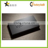 2015 Top Custom Black Raised Mold/UV Business Card Printing                                                                         Quality Choice
