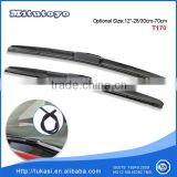 high quality factory wholesale windshield hybrid wiper universal camery car parts wiper blade