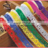 Reflective Colored Lace and Laser Masking Tape DIY Lace hollow Tape Stationery School Supplies