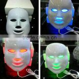Red Light Therapy For Wrinkles Skin Rejuvenation Therapy Photodynamics PDT New 7 Colors LED Photon Facial Mask Acne Removal