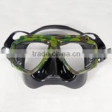 Water sport equipment Water repellent silicone swim goggles for chlidren and teenager with low factory price
