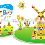 BNE100848 301pcs natural world Educational plastic creative building block