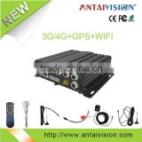 Mobile Vehicle DVR 3G 4G GSM Wi-Fi HDD Hard GPS Realtime Tracking car dvr gps navigation