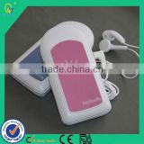 Portable Home Care Hot Selling Modern Medical Apparatus Ultrasound Machine Fetal Doppler