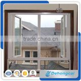 MostPopular Double Glazed UPVC/PVC Sliding Window with Special Design