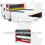 [RD-MQS1400-1800] Electric paper semi automatic die cutting machine for corrugated paper plate