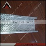 Metal building suspended ceiling galvanized c channel steel price                                                                                                         Supplier's Choice
