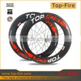 2014 new product 88mm carbon wheelset clincher for road bicycles on sale WH-R88C                                                                         Quality Choice