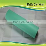 Easy Removable PVC Material Matte Vinyl/3m Car Wrapping Vinyl
