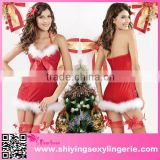 New 2015 Sexy lingerie adult Christmas clothing cosplay set sexy costumes sex products for women sexy cosplay wholesale cheap