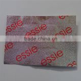 aluminium foil silver or printed logo nail arts wraps foil for gel nail polish remover                                                                         Quality Choice