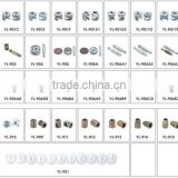 furniture fittings plastic nuts and bolts
