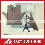 custom logo printed microfiber jewelry gloves,microfiber glove dusters,cleaning electronic gloves
