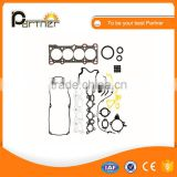 B6 cylinder head full gasket repair kit B6-323 8DBY-10-271 8DBY10271 gasket set for Mazda B6 engine