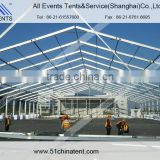 Clear-Width Aluminium Frame Pvc Cover Large Tents/ Exhibition Tent / Wedding Tent /Warehouse Tent