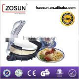 2015 Hot Selling ZS-301 Aluminium inner plate Cast Iron Tortilla Press
