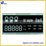 Big LCD screen for Money Bill Banknote Detector Counter